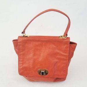 Badgley Mischka Gorgeous Leather Purse 12X4X11 in
